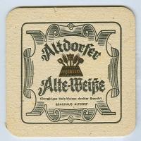 Altdorfer костер<br /> Страница А