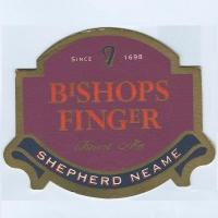 Bishopsfinger костер<br /> Страница А