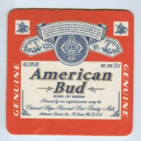 Budweiser   (USA) костер<br /> Страница А