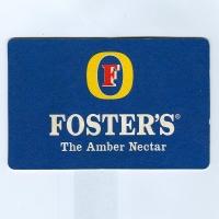 Foster's костер<br /> Страница А