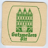 Gatsweilers Alt костер<br /> Страница А
