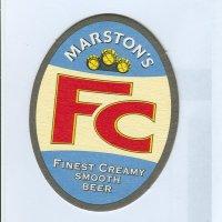 Marston's костер<br /> Страница А