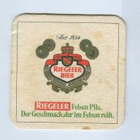 Riegeler костер<br /> Страница А