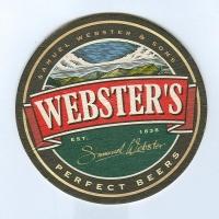 Webster's костер<br /> Страница А