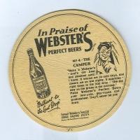 Webster's костер<br /> Страница Б<br />