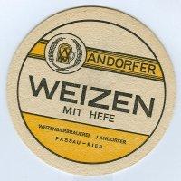 Weizen Andorfer костер<br /> Страница А