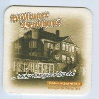 Willinger Brauhaus костер<br /> Страница А